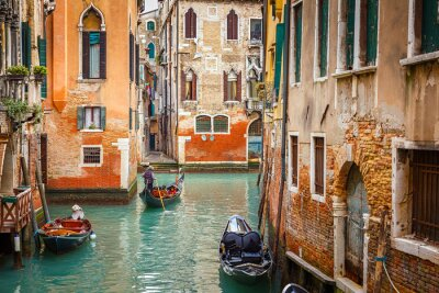Sticker Canal à Venise