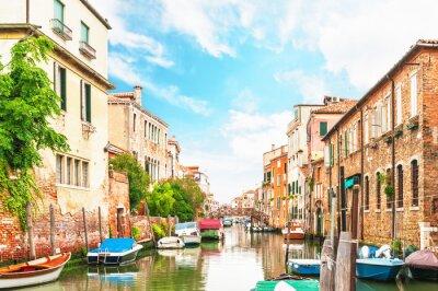 Sticker Canal Venise Italie