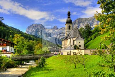 Célèbre repère de Berchtesgaden Ramsau - Bavière / Allemagne