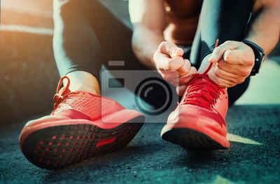 Sticker Chaussures de sport