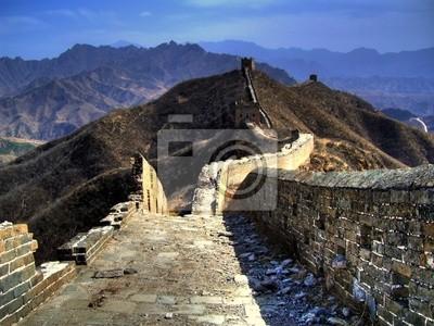 Chine, Grande Muraille @ simatai