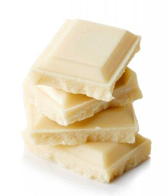 Sticker Chocolat blanc