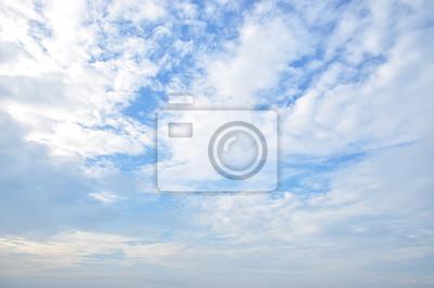 Ciel, blanc, nuage