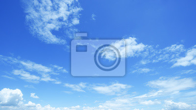 Sticker clear blue sky background,clouds with background.