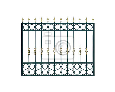 Cloture Metallique clôture métallique. stickers pc portable • autocollants murales