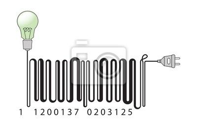 Codice a elettrico barre