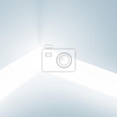 Coin et éclairage intérieur, 3d