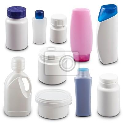Collecte de bouteilles en plastique