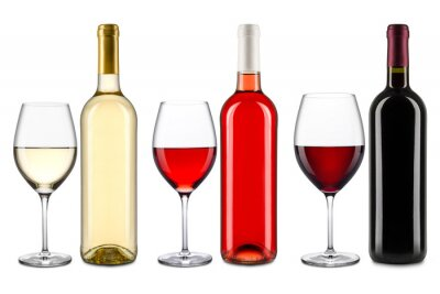 Sticker collection de vins