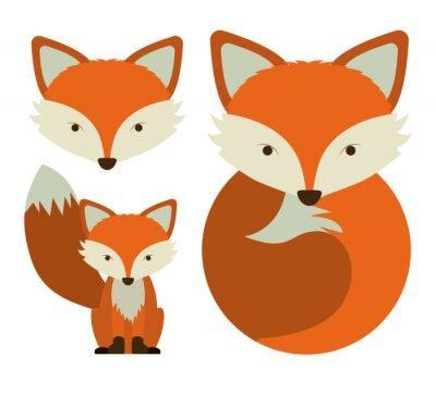 Sticker conception animale