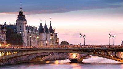 Sticker Conciergerie Paris France