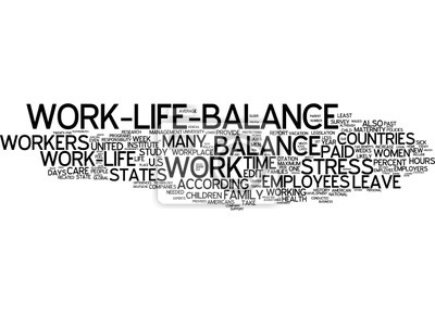 Conciliation travail-vie