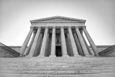 Sticker Cour suprême des États-Unis
