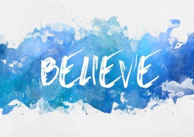 Croyez un message inspiré