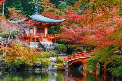 Sticker Daigoji Temple à Kyoto