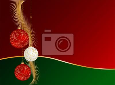 Décorations de Noël conception