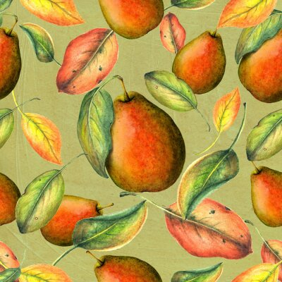 Sticker Dessin d'aquarelle