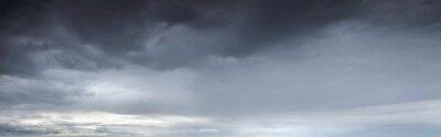 Sticker Dramatic sky