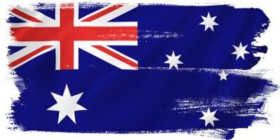 Sticker Drapeau de l'Australie
