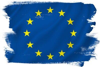 Sticker Drapeau de l'UE