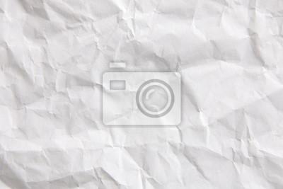 Sticker du papier chiffonné