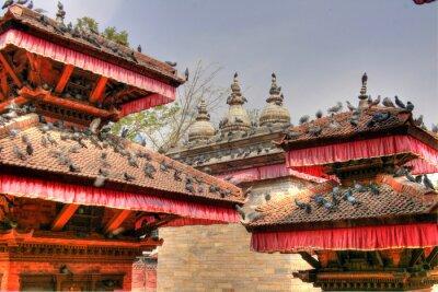 Durbar Square - Katmandou (Népal)