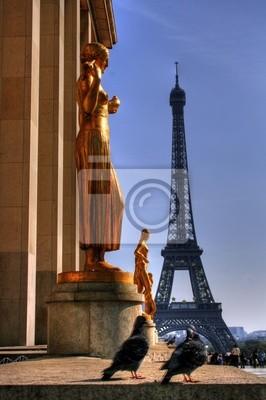 Eiffelturm à Paris