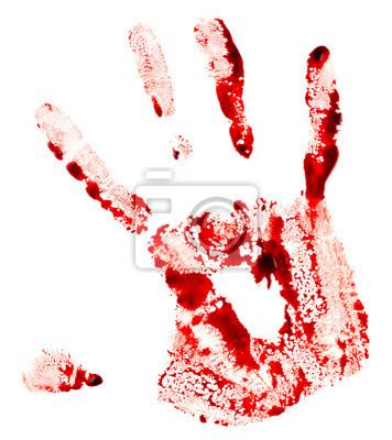 10pcs Tache Empreinte Sanglante de Main Pied Halloween Sanglante de Main Autocollants Rouge Halloween Stickers pour Salle de Bain fen/être Porte IWILCS Autocollants dempreinte de Main sanglants