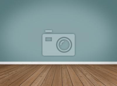 Sticker Empty Room / Parquet