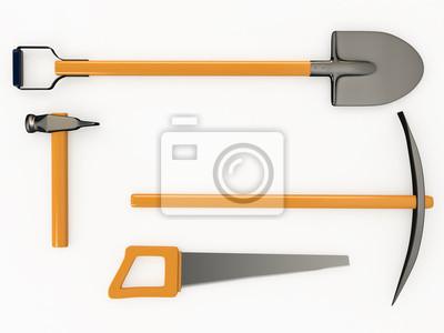 Ensemble d'outils, 3D