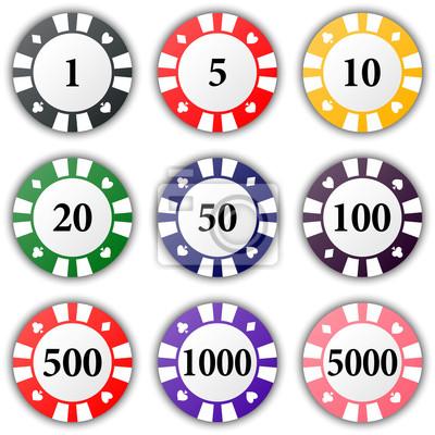 Jetons Roulette Casino