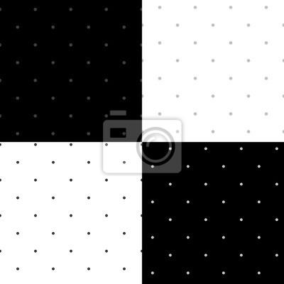 Sticker Ensemble, quatre, résumé, seamless, modèles Illustration vectorielle