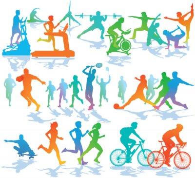 Sticker Fitness et Sports