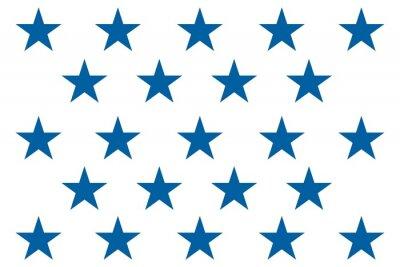 Sticker Focus sur les étoiles