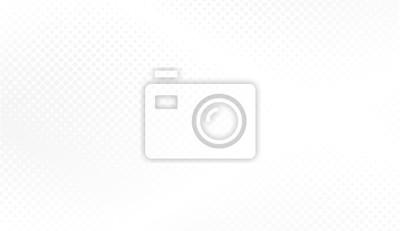 Sticker Fond blanc et gris de demi-teintes modernes. Concept de design de décoration pour la mise en page Web, affiche, bannière