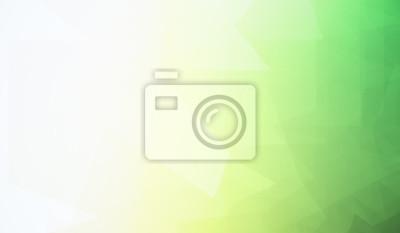 Sticker Fond d'écran vert créatif