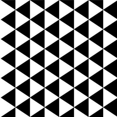 Sticker Fond d'illusion optique