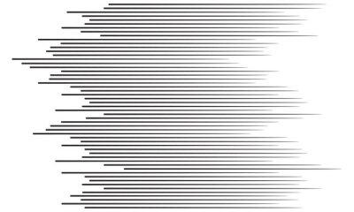 Sticker Fond de lignes de vitesse