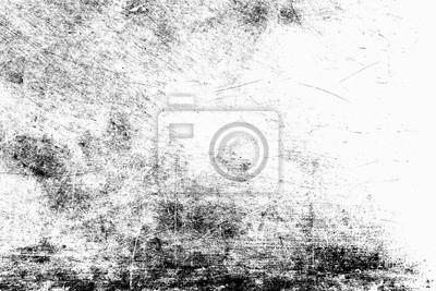 Sticker Fond noir de texture grunge. Résumé de la texture grunge sur le mur de détresse dans l'obscurité. Fond de texture grunge sale avec de l'espace. Plancher de détresse noir sale vieux grain. Fond noir de