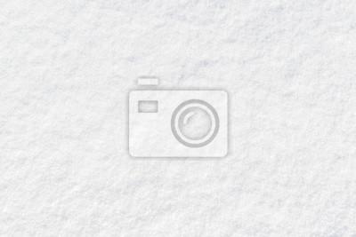 Sticker Fresh snow textured background