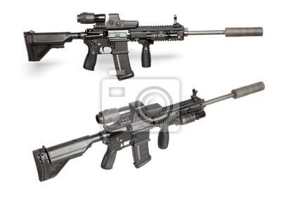 Fusil M4 de l'armée américaine