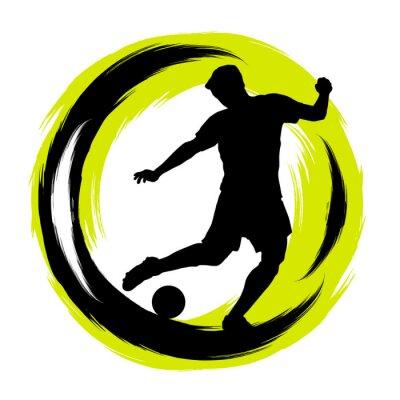 Sticker Fussball - Football - 196