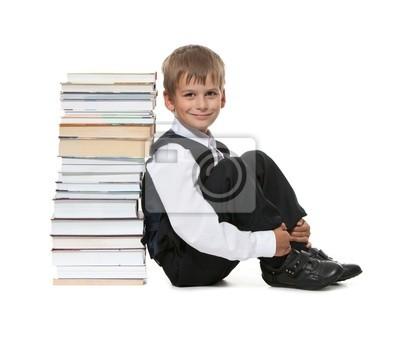 Garçon et livres