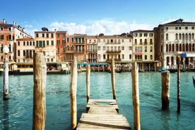 Sticker Grand Canal, Venise, Italie