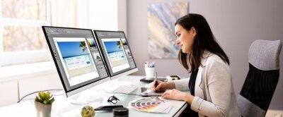 Sticker Graphic Web Designer