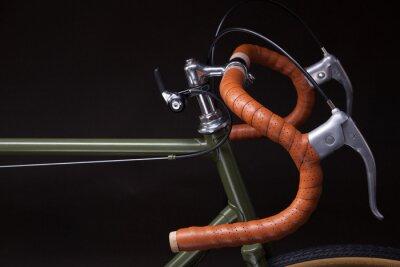 Sticker Guidon vélo vintage