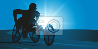 Handisport - sprint