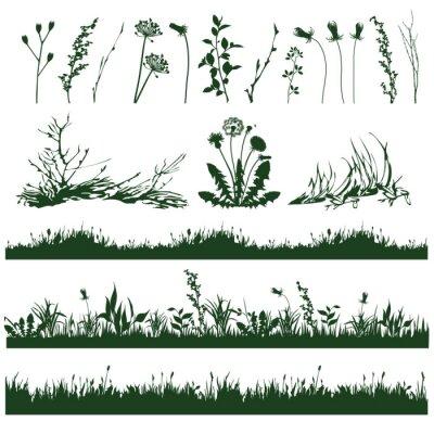 Sticker herbe
