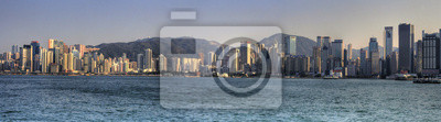 Hong Kong / Hong Kong - Chine - Skyline