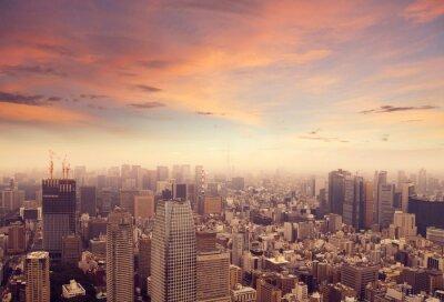 Sticker Horizon de Tokyo